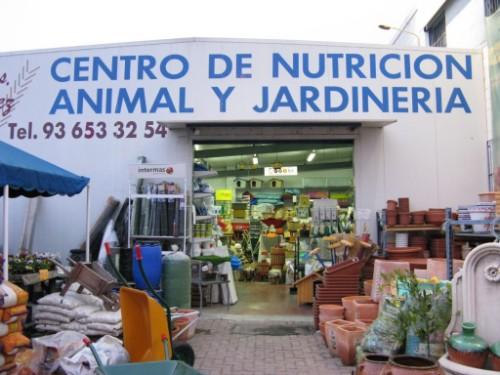 Centro de nutricion animal y jardineria paseo por la tienda for Productos jardineria barcelona